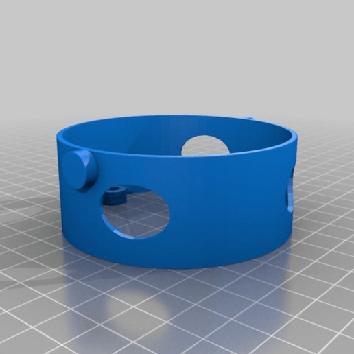 96f3ed5a27e32e9c617dae58e8aa93f2.png Télécharger fichier STL gratuit Porte-buse de soufflage • Plan à imprimer en 3D, Norm202