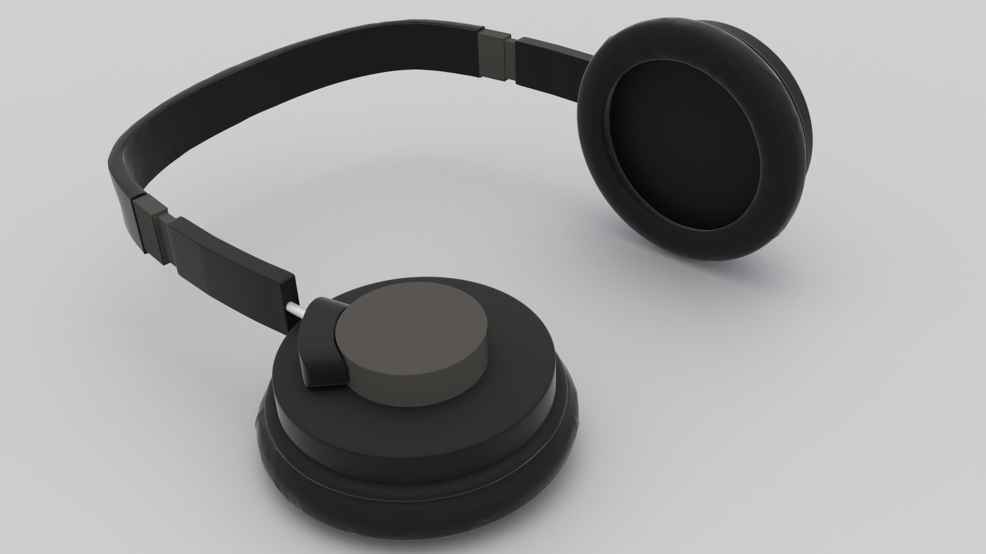 headphone.jpg Download free 3DS file headphones • 3D print object, mahmed195