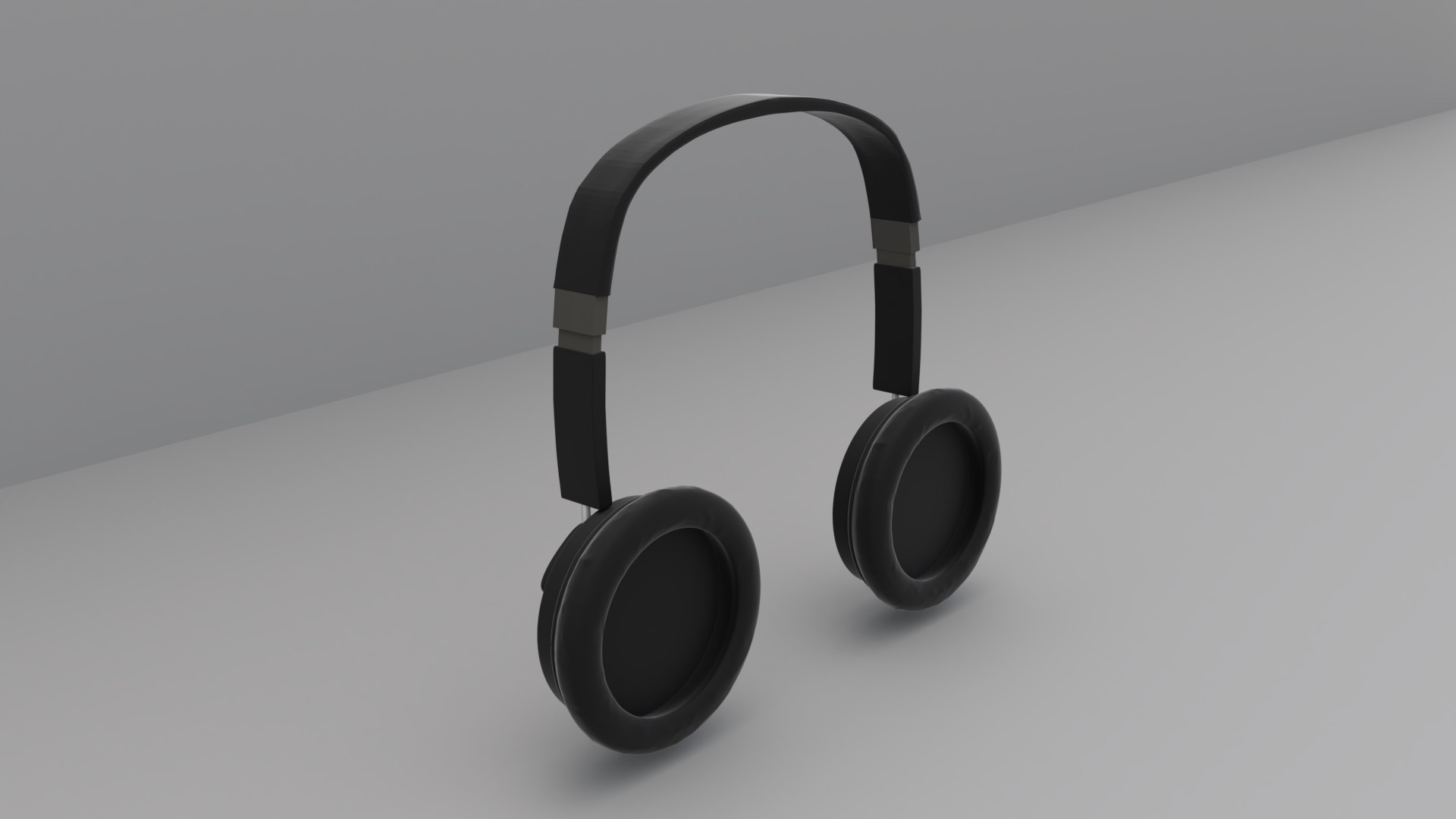 headphone1.jpg Download free 3DS file headphones • 3D print object, mahmed195