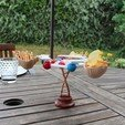 Download free 3D printer designs Candy tree, Math3D