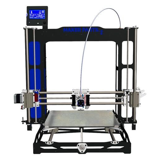 Télécharger fichier impression 3D gratuit Prusa I3 Steel V2 303030 Makerparts - Découpe laser, Agos3D