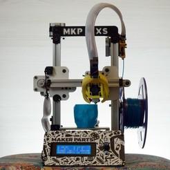 DSC_8527.jpg Download free STL file MakerParts XS - 12x12x12cm • 3D print object, Agos3D