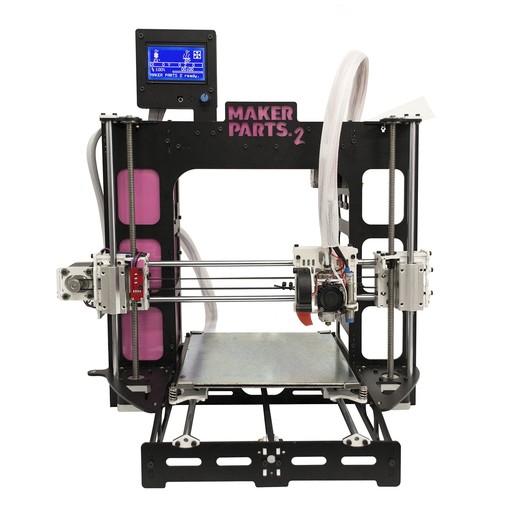 30997.jpg Download free STL file Prusa I3 Steel V2 Makerparts - Laser Cut • Template to 3D print, Agos3D
