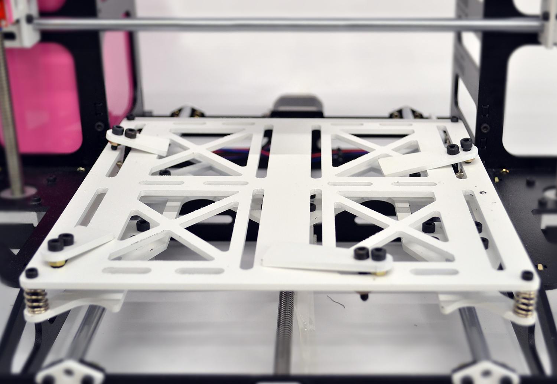 30992_1.jpg Download free STL file Prusa I3 Steel V2 Makerparts - Laser Cut • Template to 3D print, Agos3D