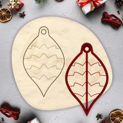1.jpg Télécharger fichier STL gratuit Biscuit de décoration de Noël - NOËL - moule à biscuit de Noël - moule à biscuit pour la fête de Noël - maison / corta fondant masa y arcilla - 11cm • Modèle pour impression 3D, Agos3D