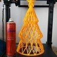 Modèle 3D gratuit Arbre de Noël de la vigne, Agos3D