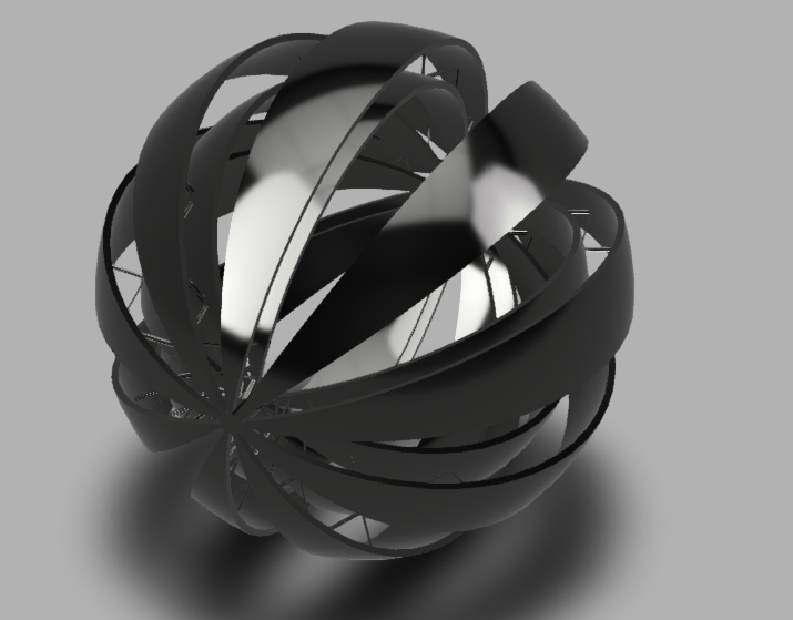 photo.png Download free STL file Sphere-complex # 3DSpirit • 3D printable template, HUDEBUCHE