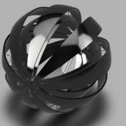 Descargar modelos 3D gratis Esfera complejo # 3DSpirit, HUDEBUCHE