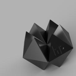 STL gratis Origami # 3DSPIRIT, rem_gre