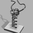 Capture d'écran 2017-11-30 à 18.14.55.png Download free STL file DNA synthesis # 3DSPIRIT • 3D printable object, Davyut