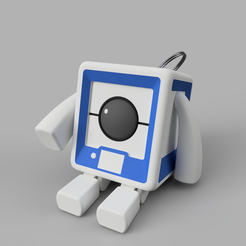 Download free 3D printing designs StratoBot Stratomaker, Skaternine