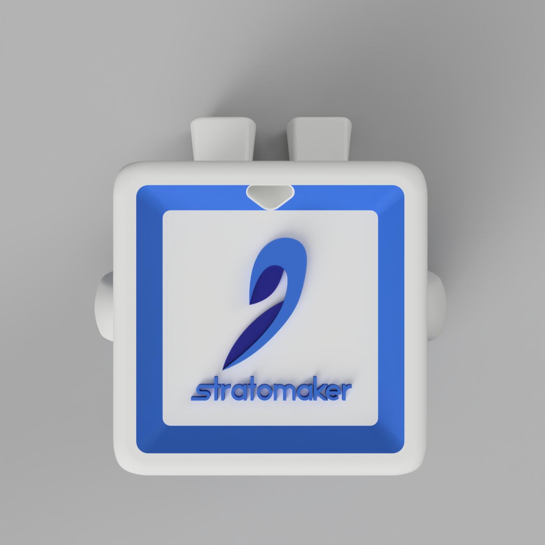 StratoBot2_3.PNG Download free STL file StratoBot Stratomaker • 3D printing design, Skaternine