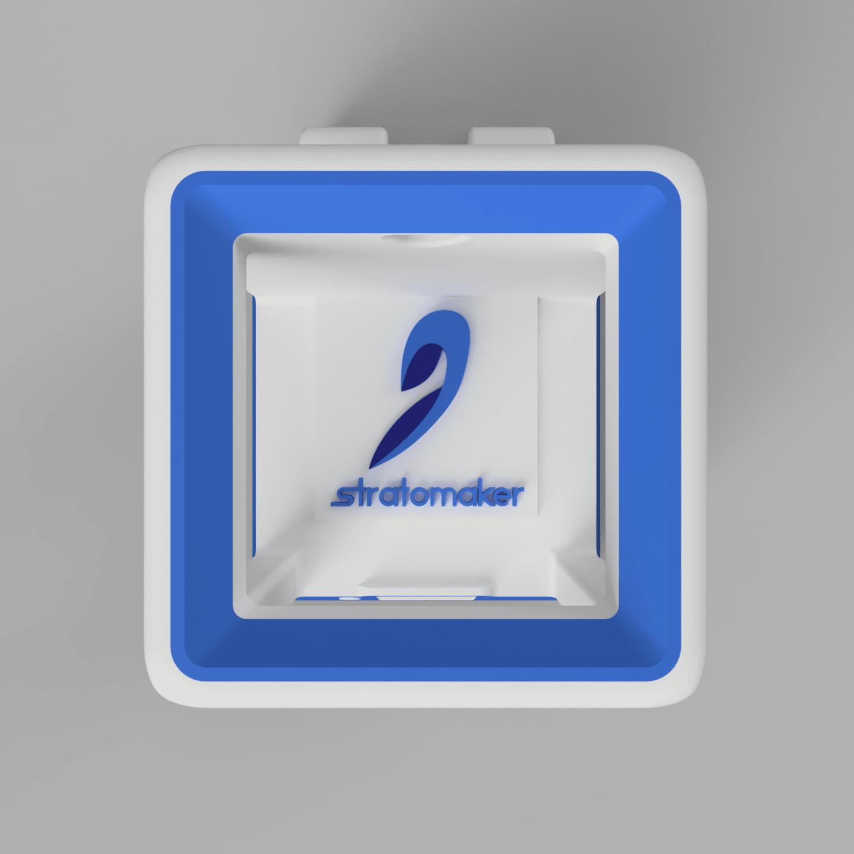 StratoBot5.png Download free STL file StratoBot Stratomaker Simplifier • 3D printable model, Skaternine