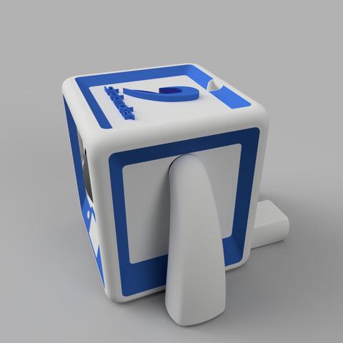 StratoBot2_1.png Download free STL file StratoBot Stratomaker • 3D printing design, Skaternine