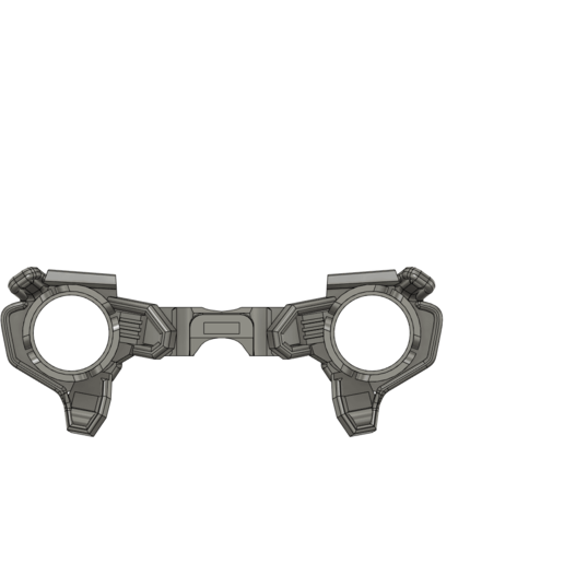 cyberpunk goggle.png Download STL file Cyberpunk 2077 Dum Dum faceplate / the most accurate replica • Object to 3D print, gobotoru