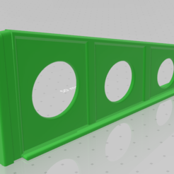 Captura.PNG Download STL file Pata arbol de navidad • 3D printing model, Juntosporlaimpresion3D