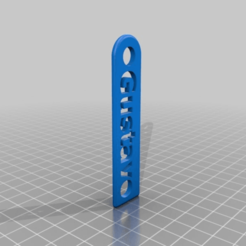 Descargar modelos 3D gratis LLaveros varios, Juntosporlaimpresion3D