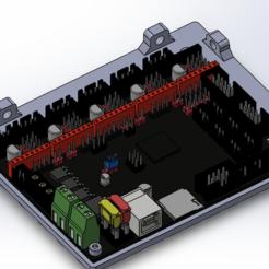 FB.PNG Télécharger fichier STL Soporte Bigtreetech SKR v1.3 • Plan imprimable en 3D, Juntosporlaimpresion3D