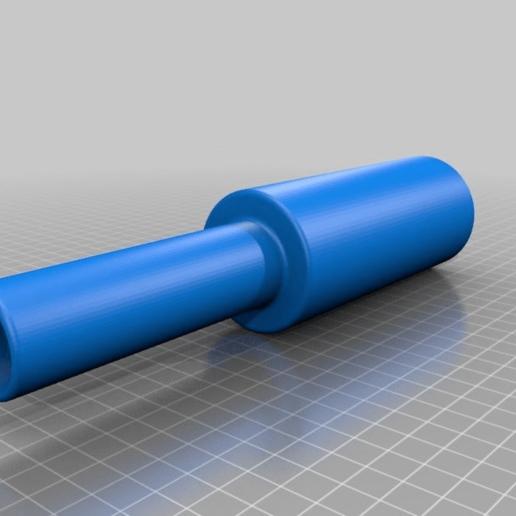 Télécharger objet 3D gratuit tubo agua caravana, Juntosporlaimpresion3D