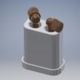 Download STL files toothbrush support, Juntosporlaimpresion3D