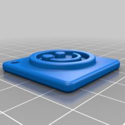 Télécharger fichier STL gratuit llavero cara • Objet pour impression 3D, Juntosporlaimpresion3D