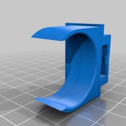Download free 3D model soporte luz btwin patienete/bici vioo clip 500, Juntosporlaimpresion3D