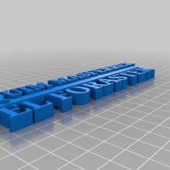 Download free STL file Quim Masferrer / El Foraster • 3D printing object, Juntosporlaimpresion3D