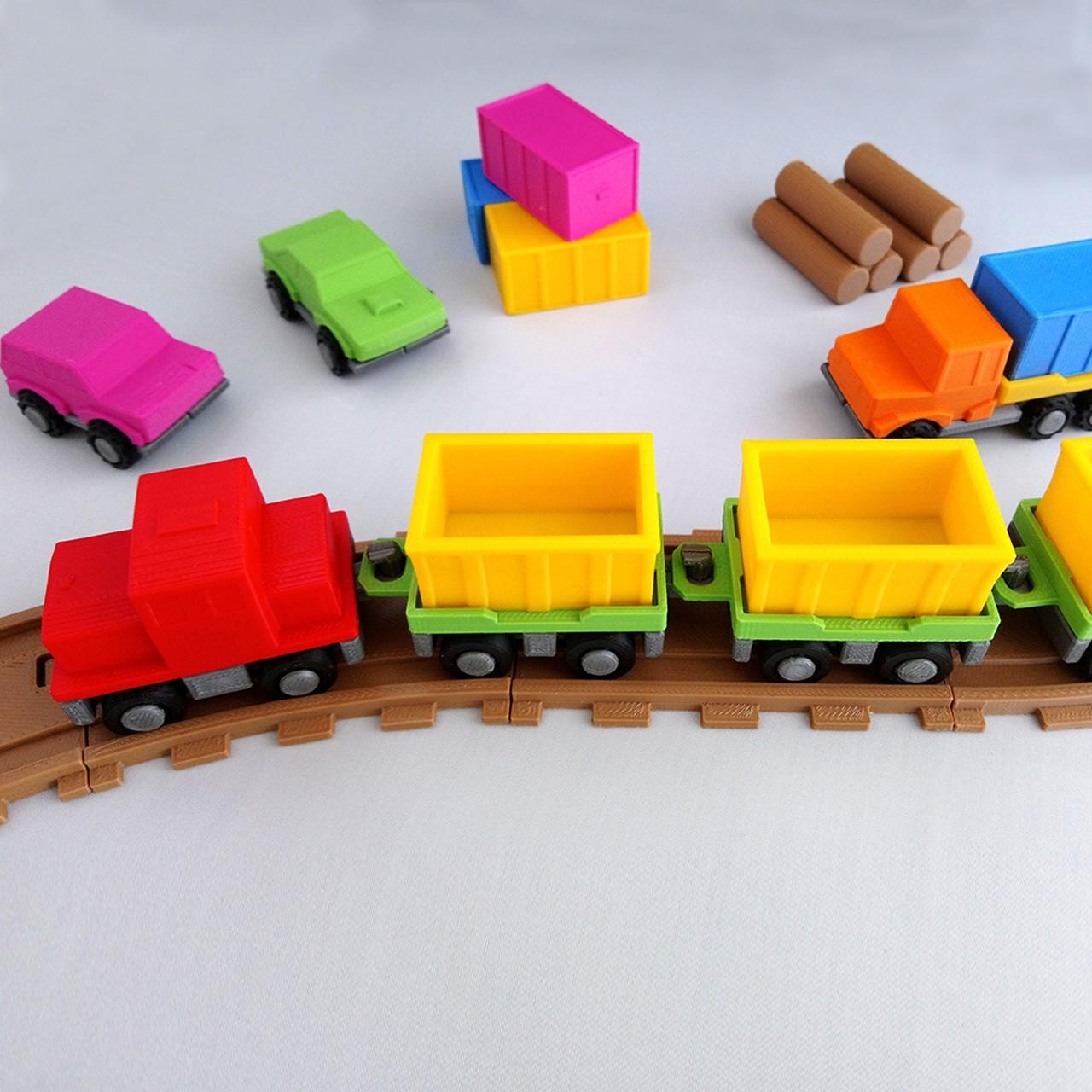 smalltoys-Starterpack05.jpg Download STL file SmallToys - Starter Pack • 3D printer model, Wabby