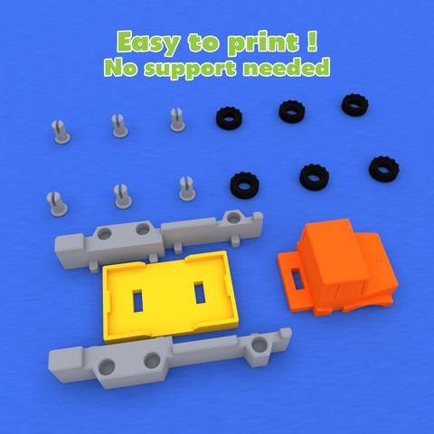 smalltoys-Starterpack04.jpg Download STL file SmallToys - Starter Pack • 3D printer model, Wabby