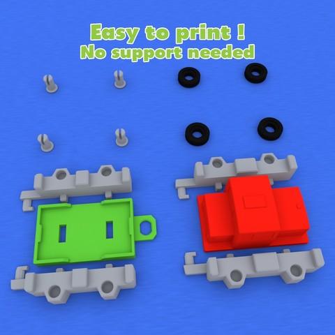 smalltoys-freight-train05.jpg Download STL file SmallToys - Starter Pack • 3D printer model, Wabby