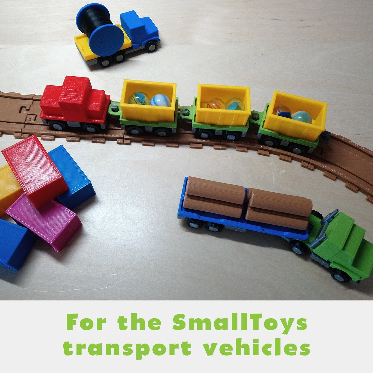 smalltoys-fa03.jpg Download free STL file SmallToys - Freight Accessories • 3D print template, Wabby