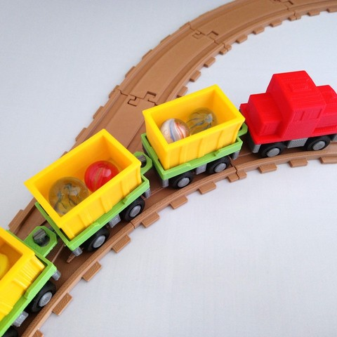 SmallToys - Railway tracks - Switches