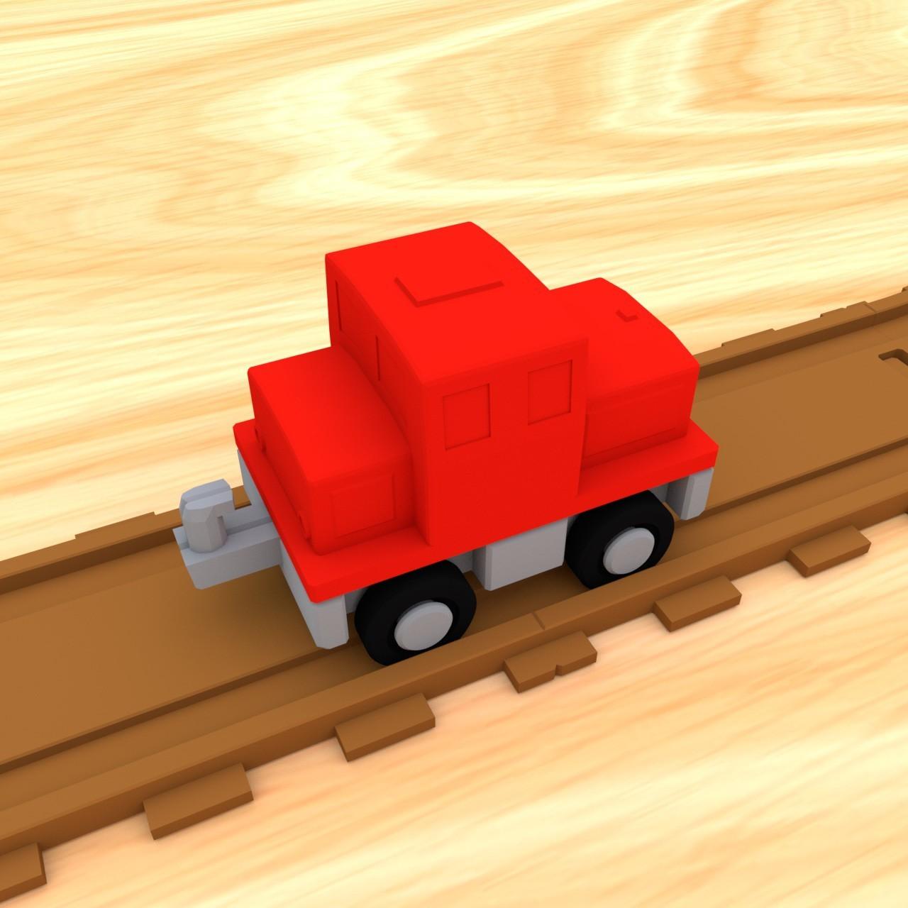 smalltoys-freight-train02.jpg Download STL file SmallToys - Starter Pack • 3D printer model, Wabby