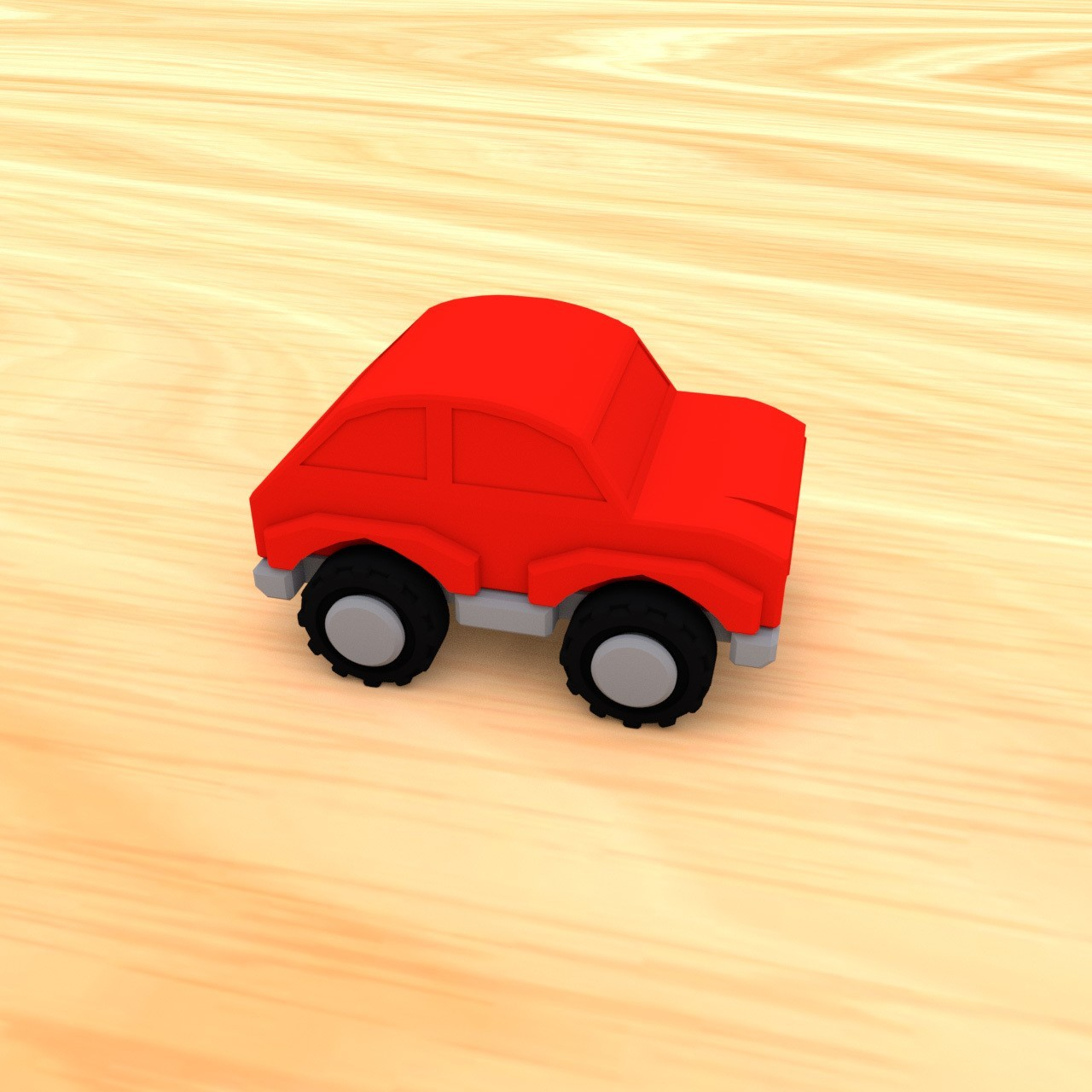 smalltoys-carspack07.jpg Download STL file SmallToys - Cars pack • 3D print design, Wabby