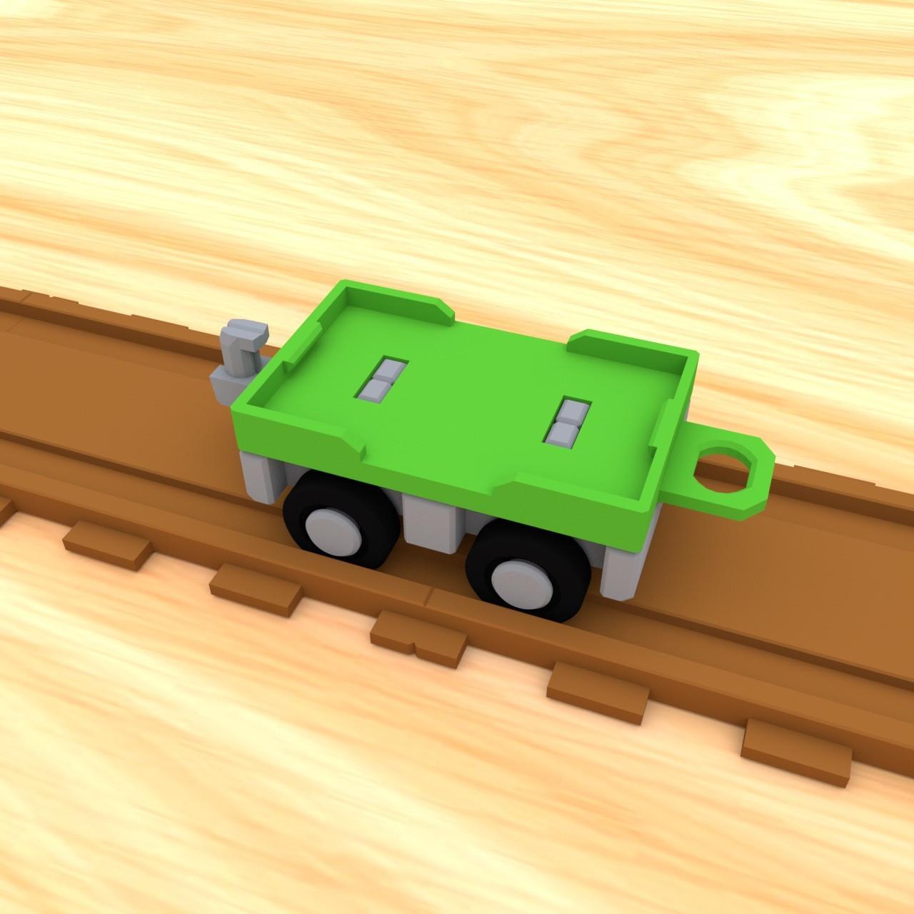 smalltoys-freight-train03.jpg Download STL file SmallToys - Starter Pack • 3D printer model, Wabby