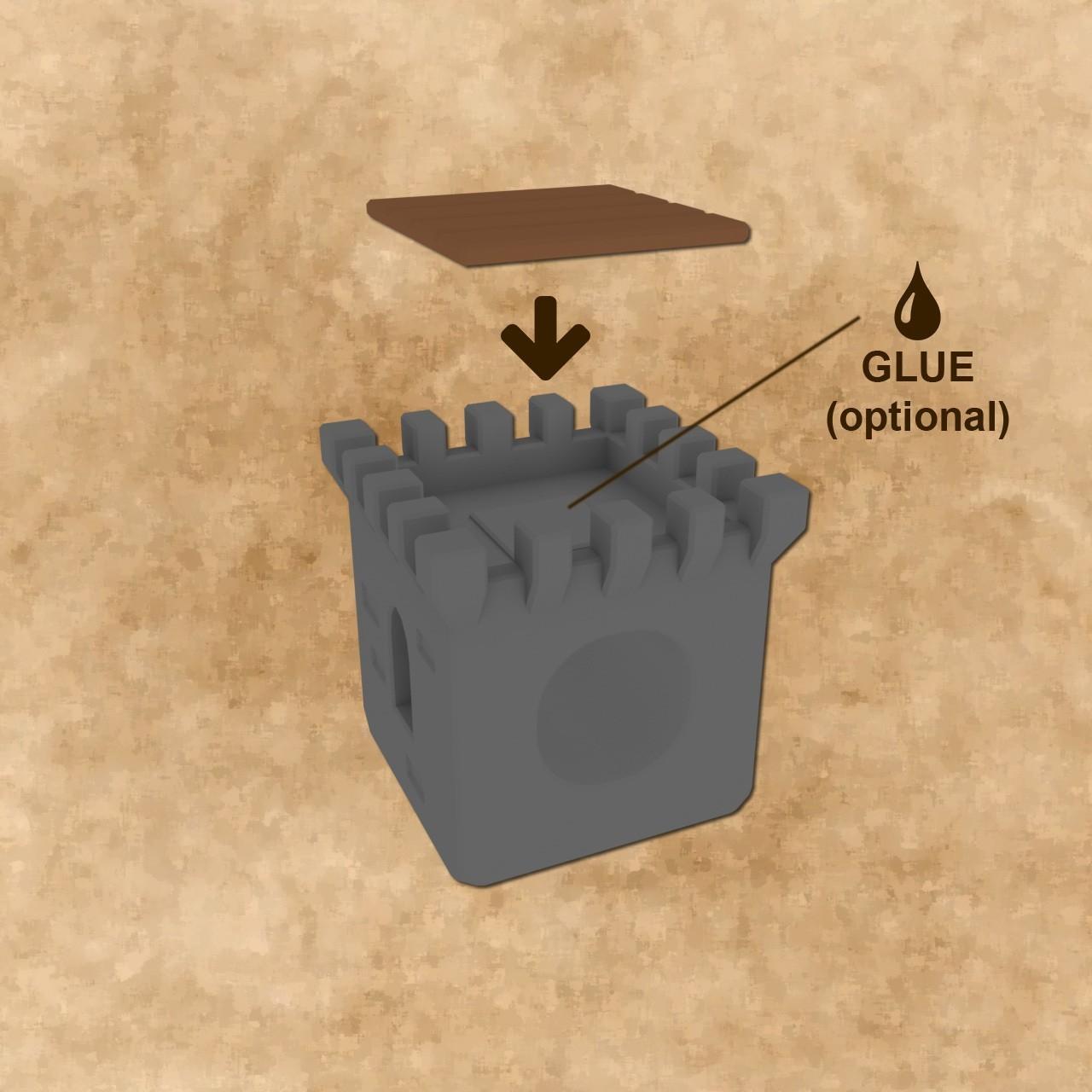 MarbleRunBlocks-MedievalCastlePack05.jpg Download STL file Marble Run Blocks - Medieval Castle pack • 3D printable template, Wabby