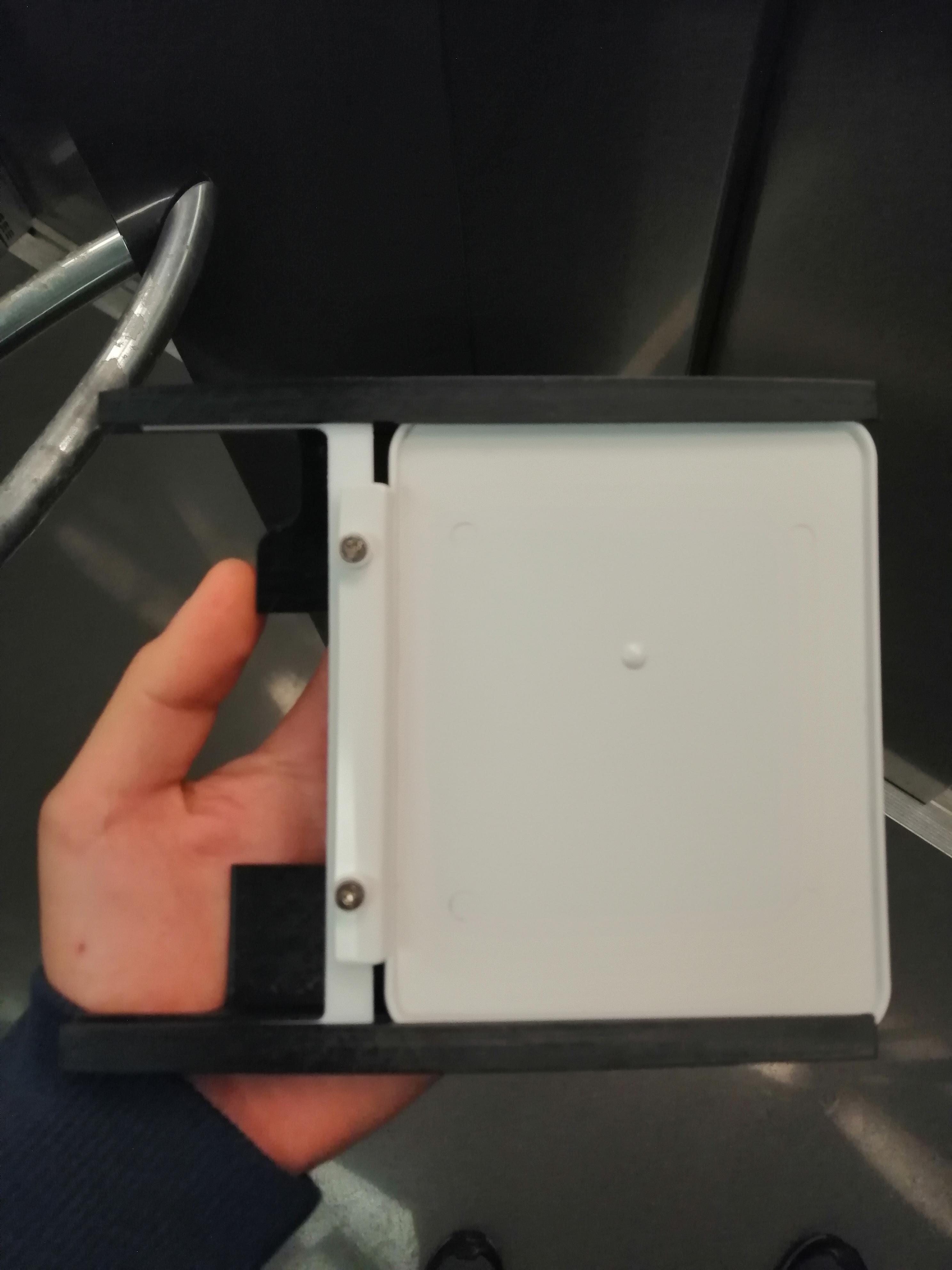 IMG_20200330_133720.jpg Télécharger fichier STL gratuit Support de plaque d'immatriculation de moto • Modèle à imprimer en 3D, Ginesor