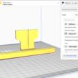 Rail Arriba V2.png Télécharger fichier STL gratuit Support de plaque d'immatriculation de moto • Modèle à imprimer en 3D, Ginesor