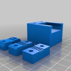Y-tensioner.png Download free SCAD file Y belt tensioner • Object to 3D print, EddyMI3D