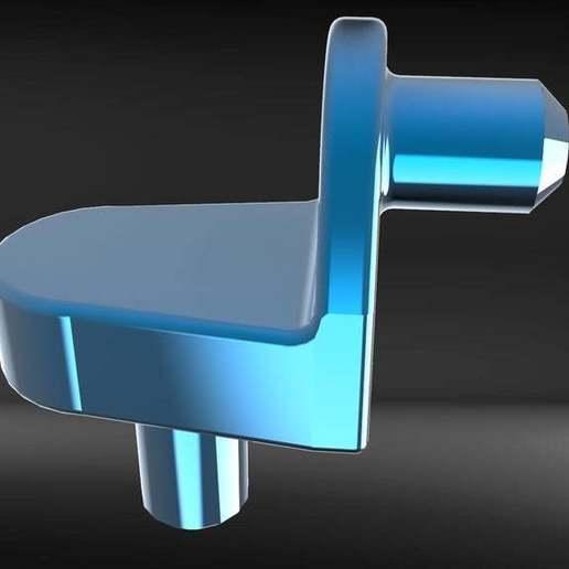 Download free 3D print files Shelf holder, 3D_Maniac