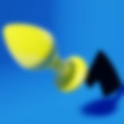 plug.png Download free OBJ file Pikaplug • Design to 3D print, 3D_Maniac