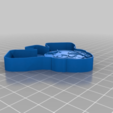 Download free 3D printing models Robot from ghost in the shell_cookie_cutter, 3D_Maniac