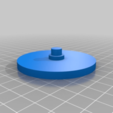 Download free 3D printer designs Turning table, 3D_Maniac