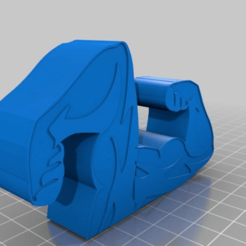 Download free 3D printer files Chair hook biceps, 3D_Maniac