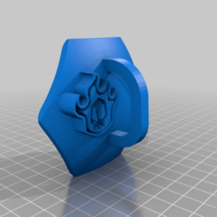 Download free 3D printer files Chain of destiny (Bleach), 3D_Maniac