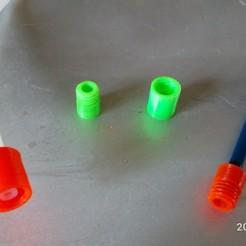 P00604-110924.jpg Télécharger fichier STL gratuit Adaptateur Tube PTFE • Plan imprimable en 3D, Algernon