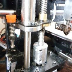 P01003-160503.jpg Descargar archivo STL gratis Ajuste de las ruedas • Plan de la impresora 3D, Algernon