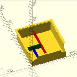 casier rangement kona.png Download free SCAD file car storage box • 3D print model, Patrick62