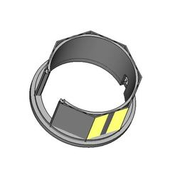 bague fdc vr.jpg Download free SCAD file limit switch ring for roller shutter • Object to 3D print, Patrick62