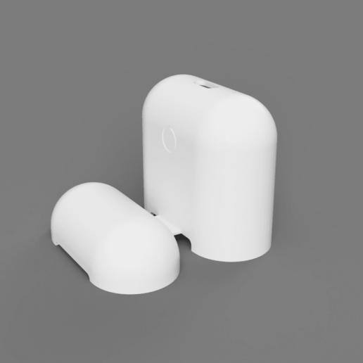 Télécharger fichier 3D gratuit Couverture des Airpods, KentFbr